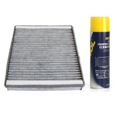 Preisvergleich Produktbild SCT Innenraumfilter Aktivkohlefilter Pollenfilter Microfilter Partikelfilter Kabinenfilter Ford + 520 ml Mannol Air Conditioner Cleaner Klimaanlagen Reiniger und Desinfektion