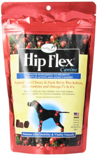 naturvet-overby-farm-hip-flex-joint-mobility-soft-chew-cherry-dog-treat-271-ml