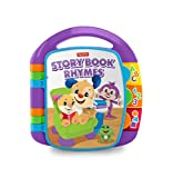 #10: Fisher Price  Laugh and Learn Storybook Rhymes Refresh'15, Blue