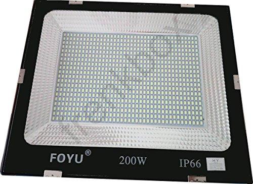 Projecteur à LED SMD 200W Projecteur pour terrain de sport Football, Tennis, Enseignes chantiers
