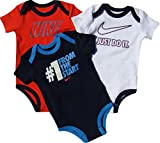 Nike Baby # 1 from The Start Strampler-Set von 3 6/9