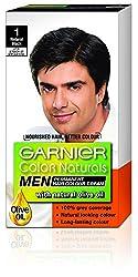 Garnier Color Naturals Men, Natural Black, 36ml+24gm