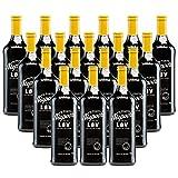 18er SET Portwein Late Bottled Vintage 2014, 0,75 l Flasche