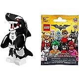 Lego Batman The Movie Mini Figure Figure Orca (Unopened Item) | THE LEGO Batman Movie Minifigures Series Orca ?71017-14?