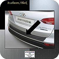 einteilig Auto Sto/ßstangenschutz Edelstahl schwarz 5902538659048