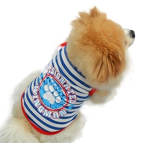 Costumes Mignon Chihuahua - Mode d'été mignon de chien Puppy Gilet