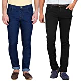 Stylox Set Of 2 Slim Fit Jeans