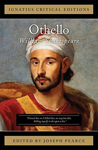 Othello: Ignatius Critical Edition (Ignatius Critical Editions) by William Shakespeare (2015-06-15)