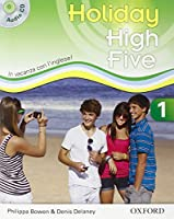 High five on holiday. Student book. Per la Scuola media. Con CD. Con espansione online: 1