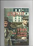 1944 La France libérée