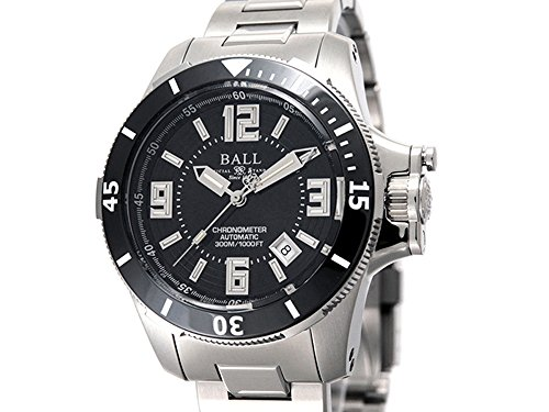 Montre - Ball - DM2136A-SCJ-BK