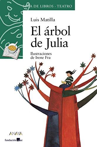 El árbol de Julia (Literatura Infantil (6-11 Años) - Sopa De Libros (Teatro)) por Luis Matilla