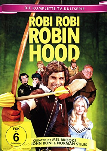 Mel Brooks' Robi Robi Robin Hood [2 DVDs] (Coby Tv)