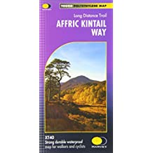 Affric Kintail Way XT40 (Route Maps)