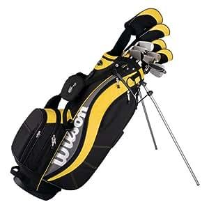 Série de Golf Complète Wilson 1200 CG Clubs de Golf