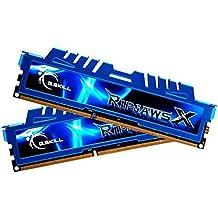 GSkill F3-2133C10D-16GXM Memoria RAM da 8 GB, DDR3, 2133 MHz,