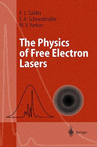 THE PHYSICS OF FREE ELECTRON LASERS par Evgeny L. Saldin