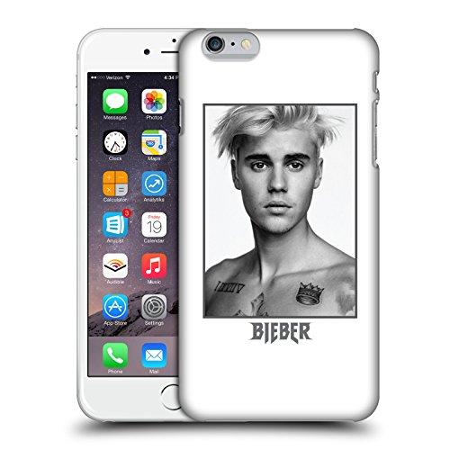 Head Case Designs Offizielle Justin Bieber Trauriges Gesicht Tour Merchandise Ruckseite Hülle für iPhone 6 Plus/iPhone 6s Plus