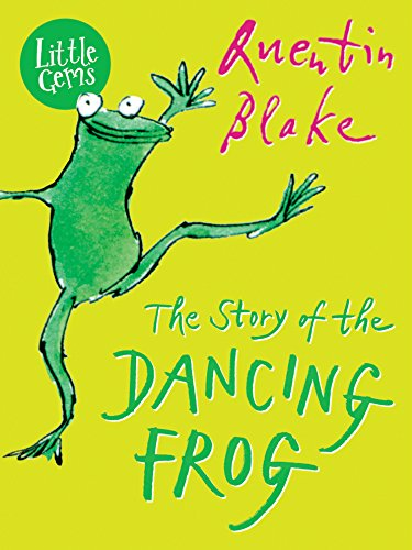 The Story of the Dancing Frog por Quentin Blake