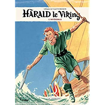 Intégrale Harald le Viking - tome 0 - Intégrale Harald le Viking