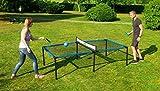 Besttoy Outdoor Netz-Tischtennis-Set - Spyderball Air