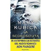 La sconosciuta (Italian Edition)