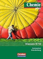 Chemie plus - Neue Ausgabe - Gymnasium Brandenburg: 9./10. Schuljahr - Schülerbuch