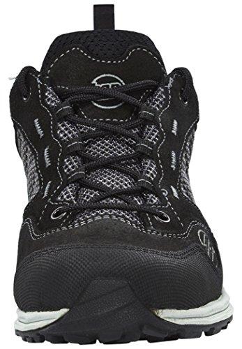 Hanwag Chaussures approche Vidago Low lady GTX Black – Schwarz