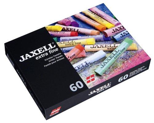 Jaxell 46060 Pastellkreide, 60er Pack