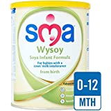 SMA Wysoy Milk Powder from Birth 860g
