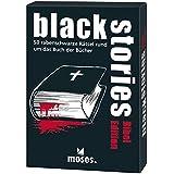 moses. 108306 - Kartenspiel - black stories - Bibel Edition