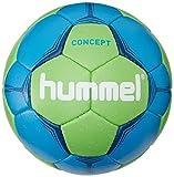 Hummel Erwachsene Handball CONCEPT, blau (Neon Blue/Neon Green), 2, 91-788-7754