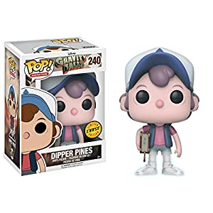 Gravity Falls Dipper Pines Pop! Vinyl Figure CHASE VARIANT