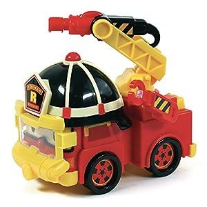 Rocco Juguetes 83410-Robocar Poli-Vehículo con Accesorios