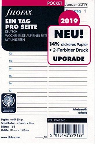 Filofax 000019-68246 Kalender (Amazon-pocket-kalender)