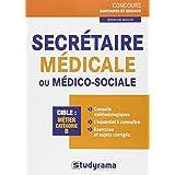 Secrétaire médicale ou médico-sociale