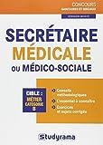 Secrétaire médicale ou médico-sociale...