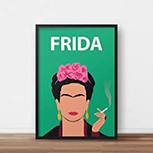 frida kahlo poster. Black Bedroom Furniture Sets. Home Design Ideas