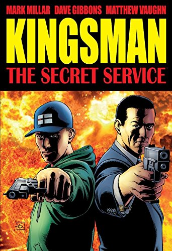 The Secret Service: Kingsman