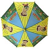 FUNSTERS Chota Bheem Characters Print Umbrella for Kids (Multicolor)