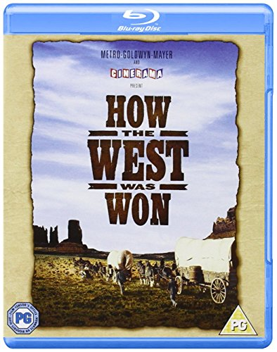 How The West Was Won [Blu-ray] [UK Import]