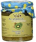 Al-Andalus Delicatessen Mermelada de Kiwi, 1Pack x 250 gr (total 3000 gr)