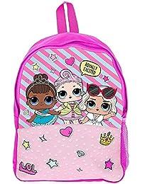 Preisvergleich für L.O.L. Surprise! Schultasche Mädchen Schule Rucksäcke Kinderrucksack Puppen LOL