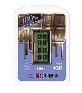Kingston DDR3 L low voltage 4 GB= 1 x 4 GB 1600MHZ DELL Laptop RAM (KTDL3CL/4G)