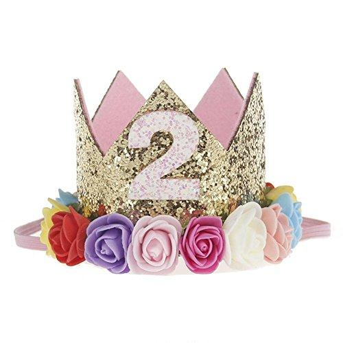 bouncevi Baby Prinzessin Krone 1