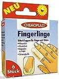 Wundmed 02-101 Fingerlinge 6 Schutzkappen (Pflaster)