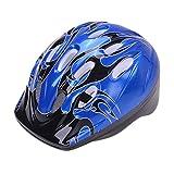 FIlmer 46613 - Casco da bicicletta, per bambini, colore: nero/blu