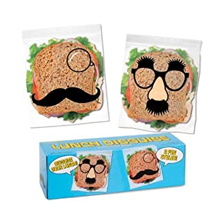 Archie McPhee Sandwich-Beutel LUNCH DISGUISE