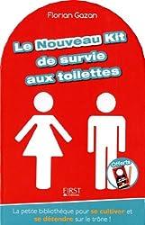 Nouveau Kit de survie aux toilettes