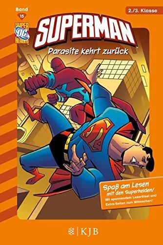 Preisvergleich Produktbild Superman 15: Parasite kehrt zurück: Fischer. Nur für Jungs